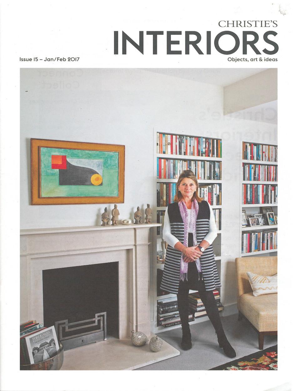 Christies INTERIORS Jan/Feb 2017