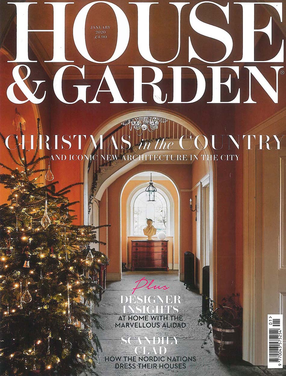 House & Garden - January 2020