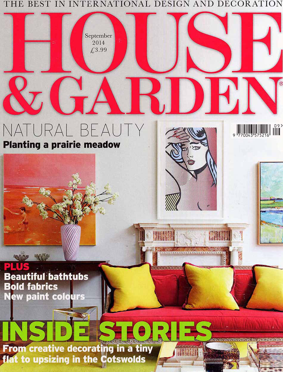 House&Gardens September 2014