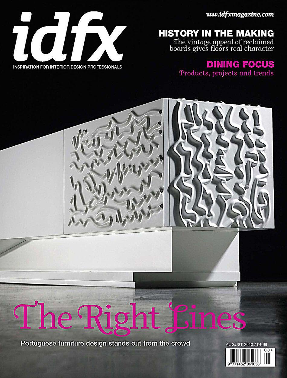 idfx - August Issue 2010