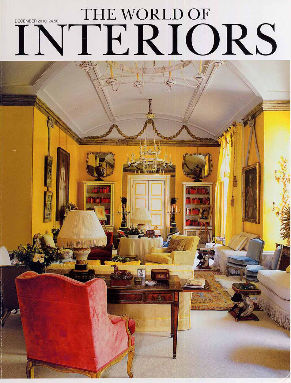 The World of Interiors - December 2010