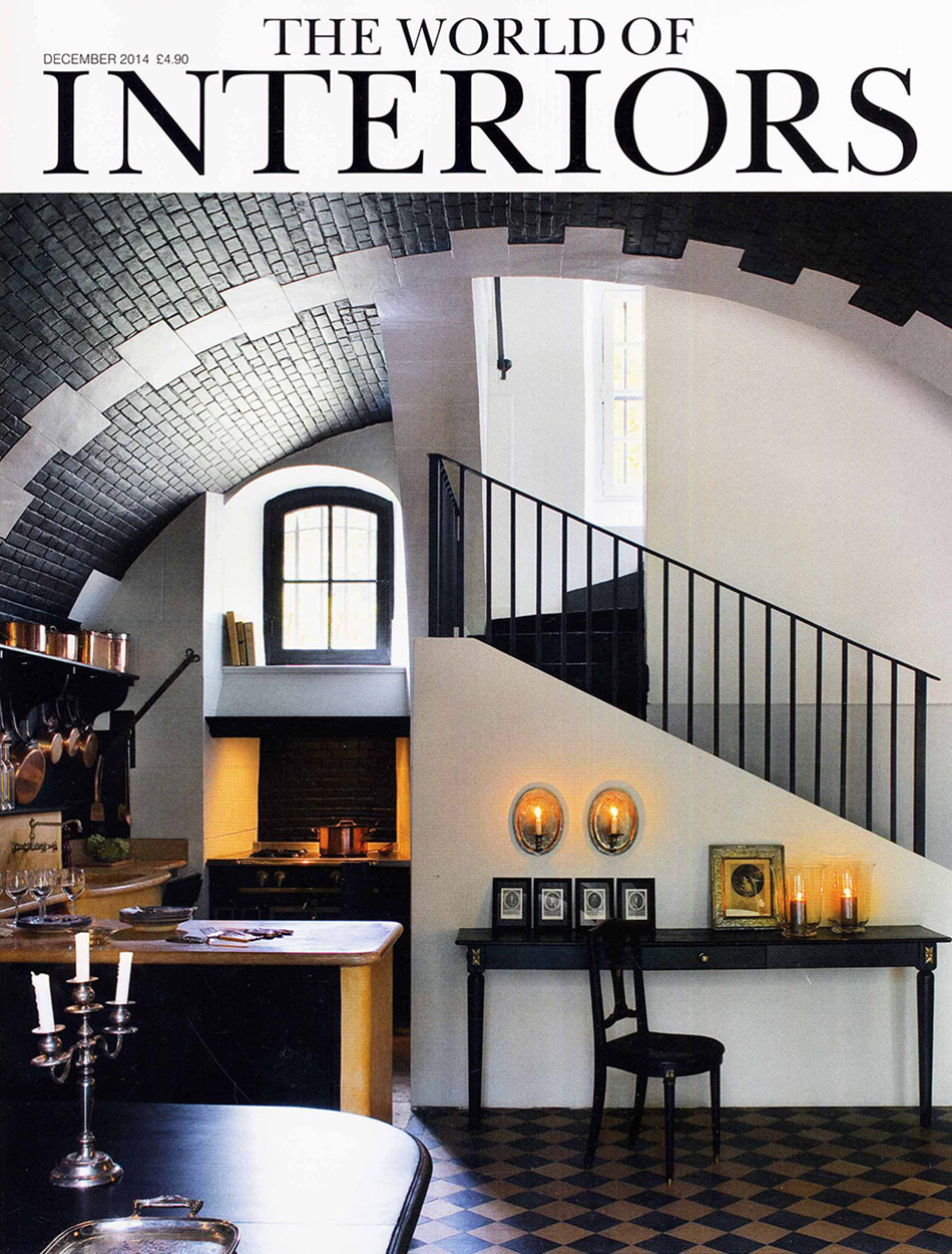 World of Interiors December 2014