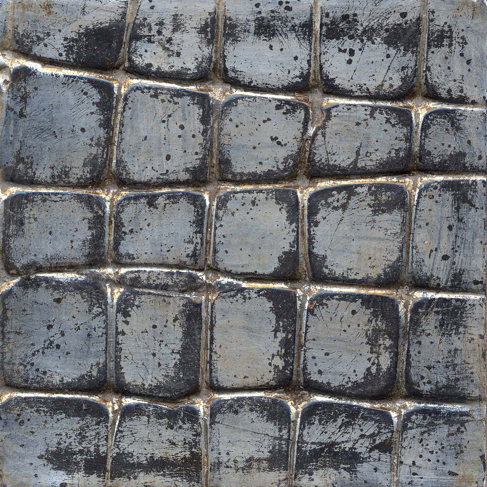 Flint grey gesso