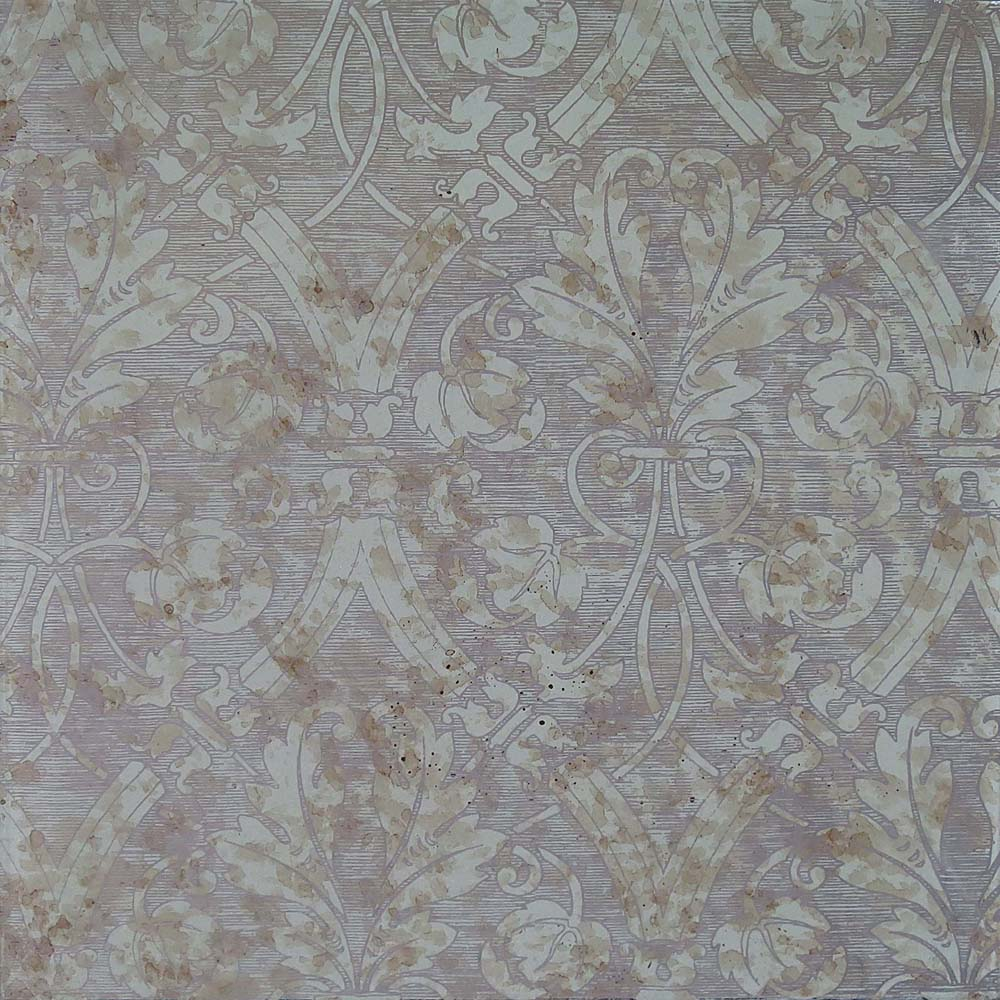 Damask Dream antiqued