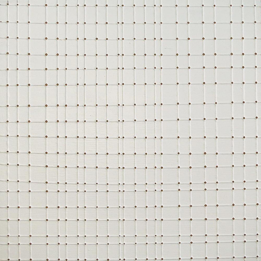 Manhattan White & Dot