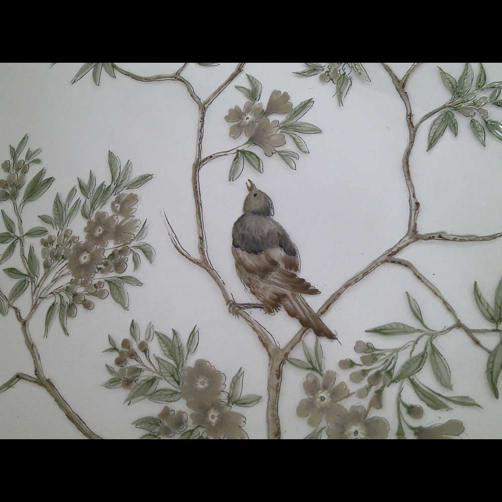Bird blossom