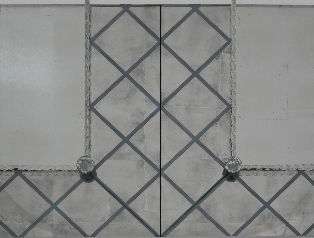 Trellis Mirror