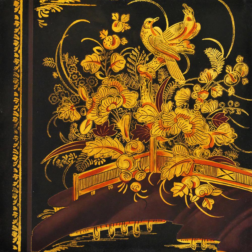 Floral Lacquer