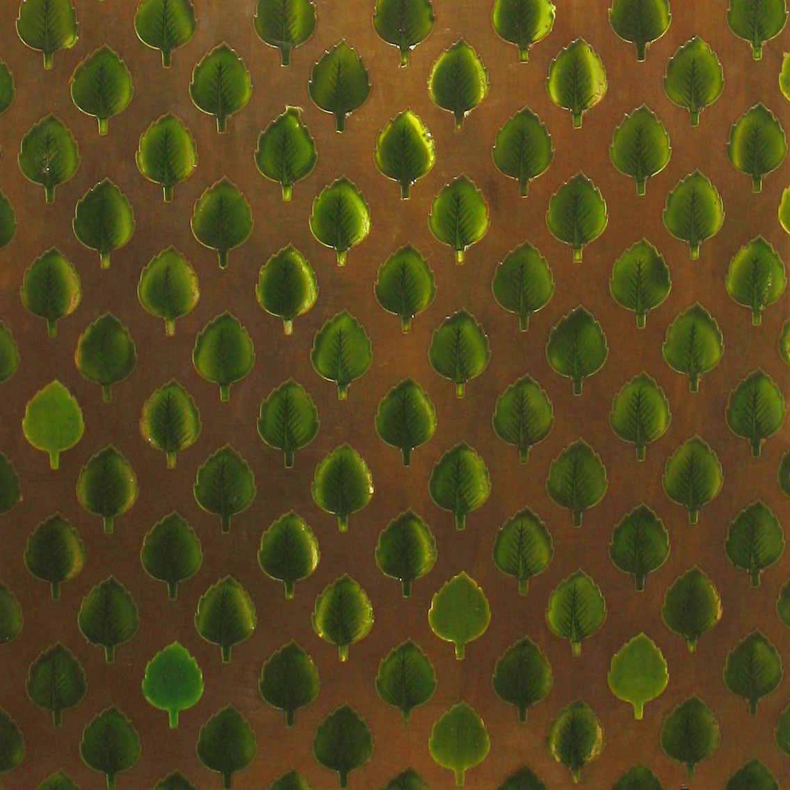 Patterned Metal