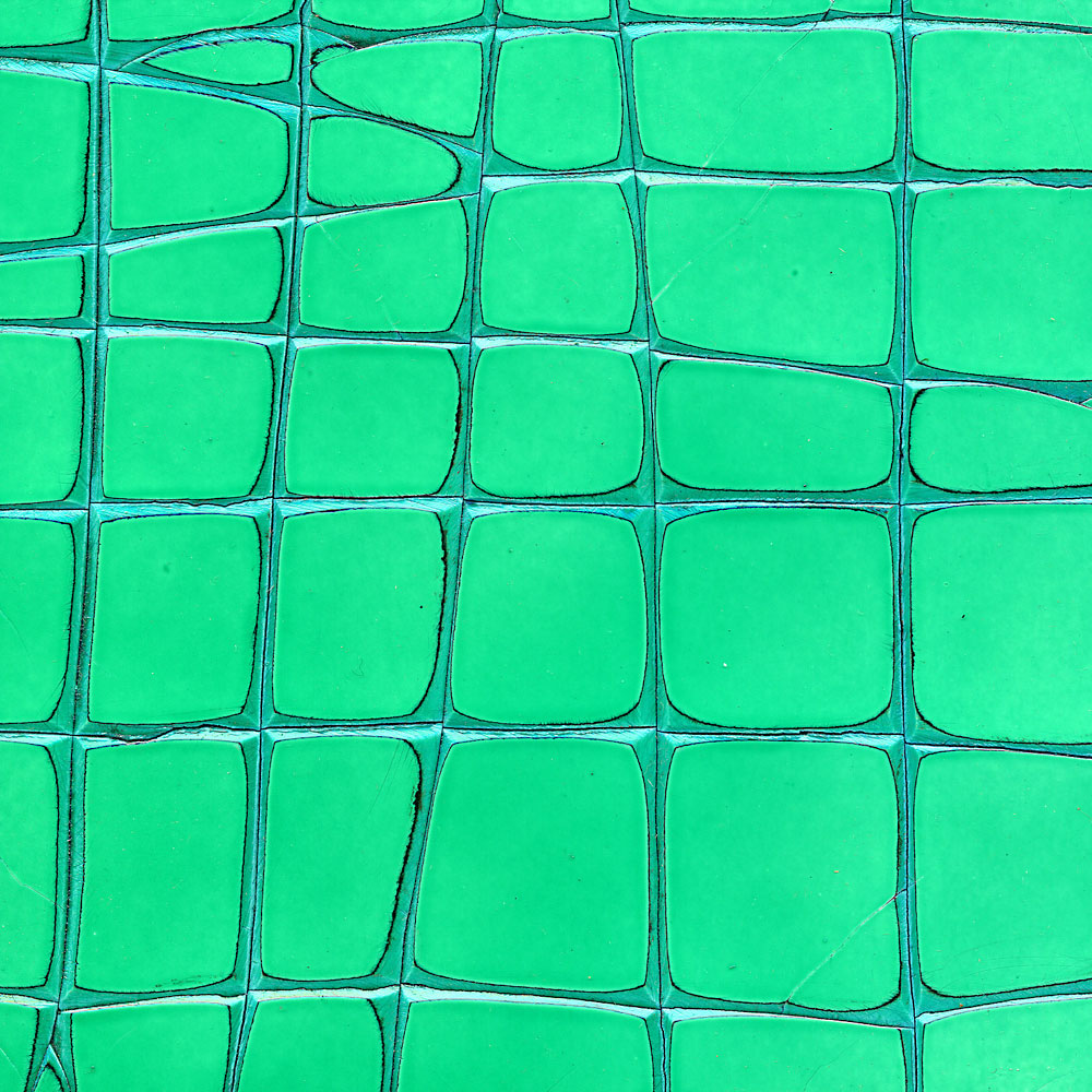 Green Crackle Gesso