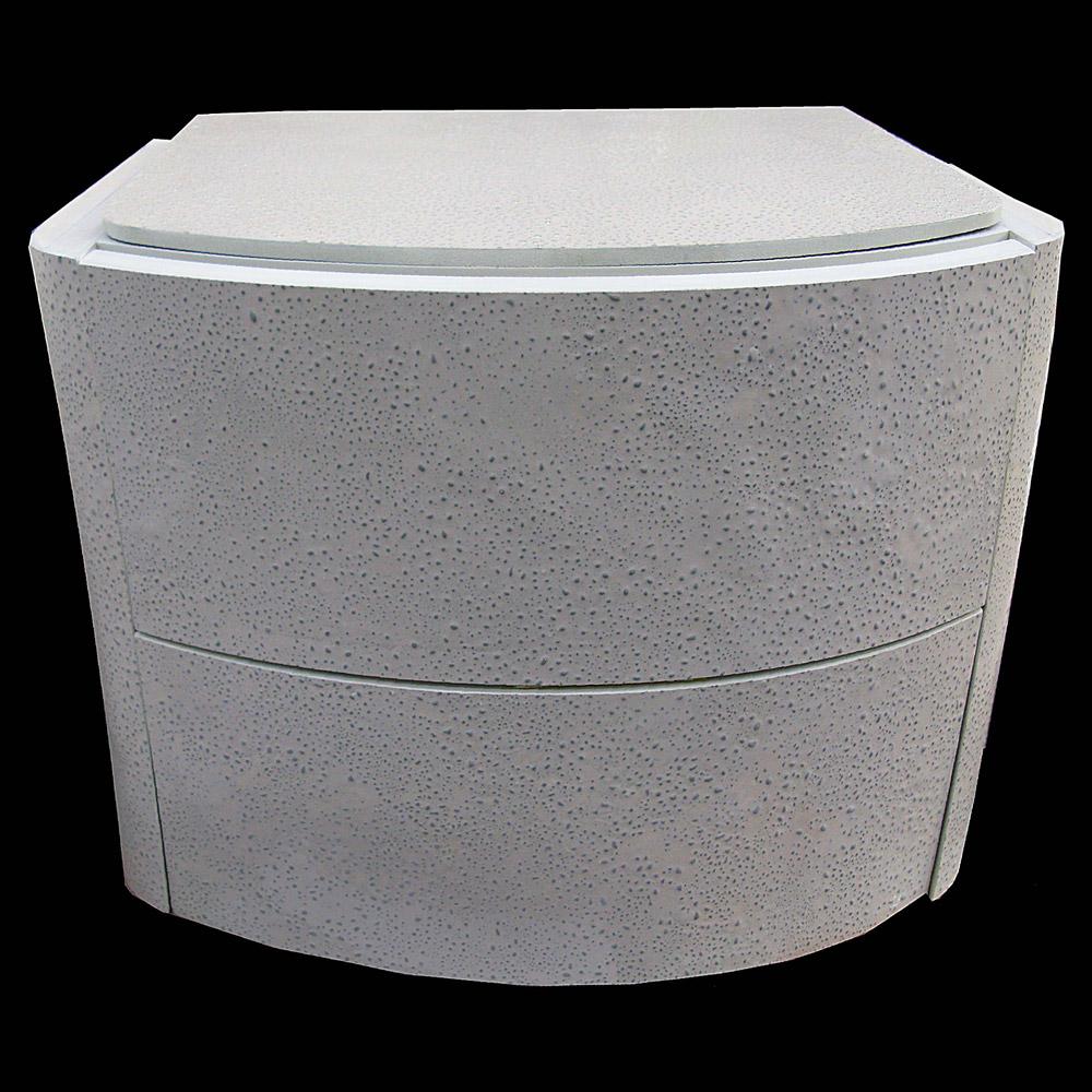 Resin Coated Cupboard
