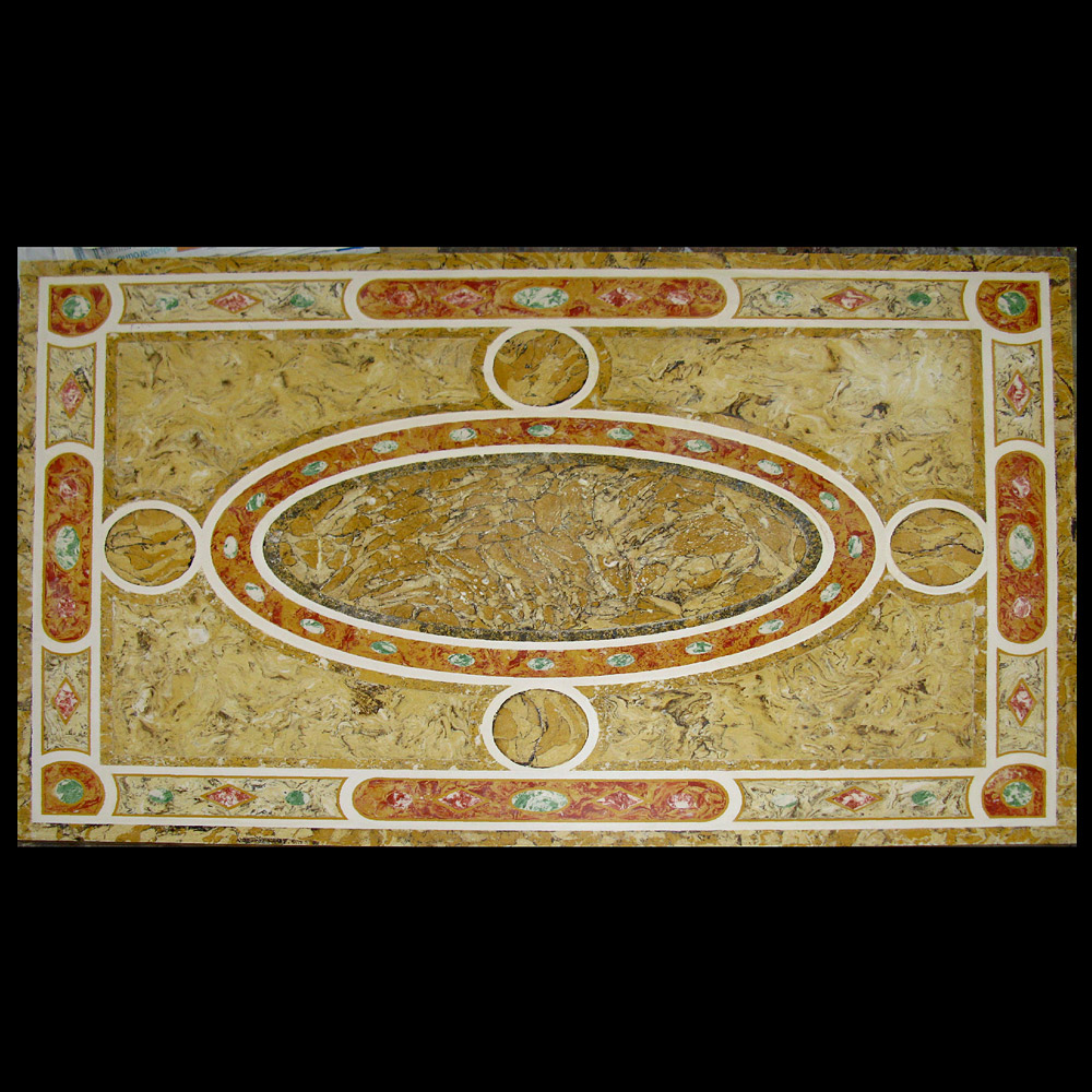 Scagliola Table Top