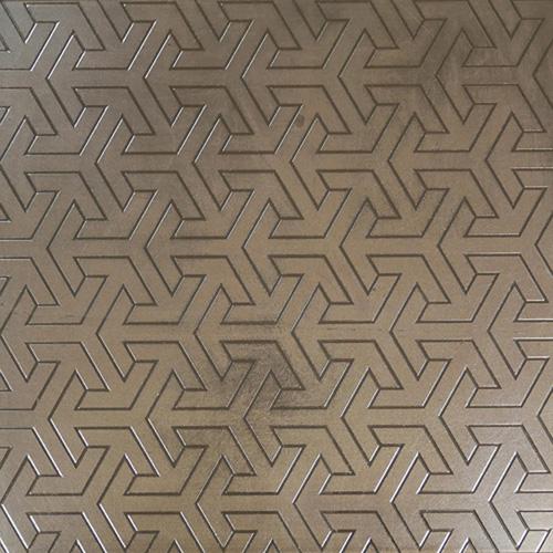 Gold Tesselation