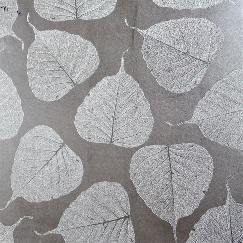 Skeletal leaves