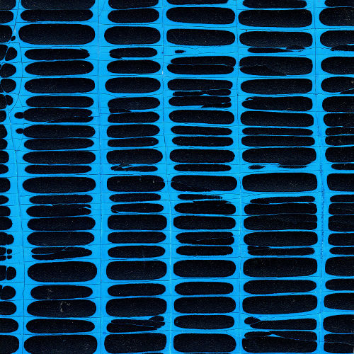 Black & blue crackle gesso