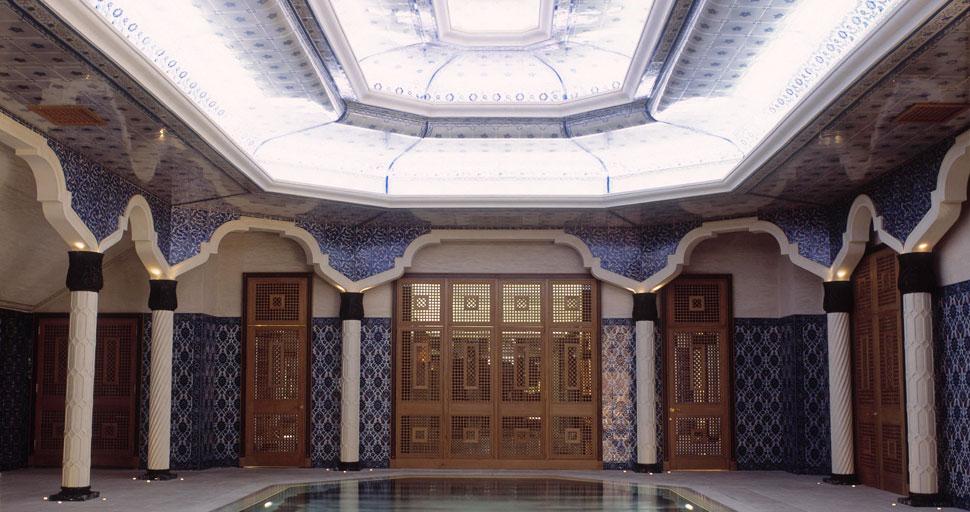 Resin Iznic Style Tiles